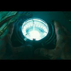 Ivan/Whiplash's First Arc Reactor.