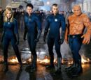 Fantastic Four uniform (Story series)