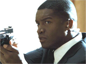 Roger Cross as SS Agent in X2