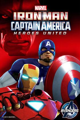 IronMan-CaptainAmerica HeroesUnited