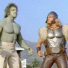 The Mighty Thor and the Incredible Hulk
