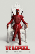 Deadpool Promo Poster official