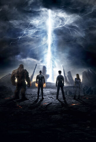 File:Fantastic Four Textless Poster.jpg