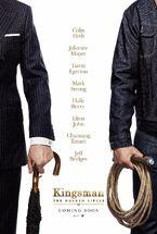Kingsman The Golden Circle teaser poster