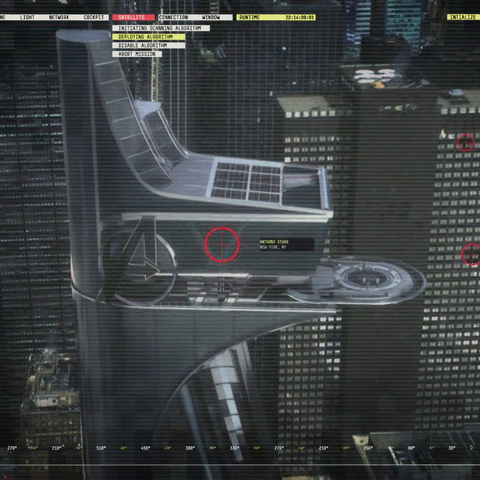 Avengers Tower, as featured in Captain America: The Winter Soldier.