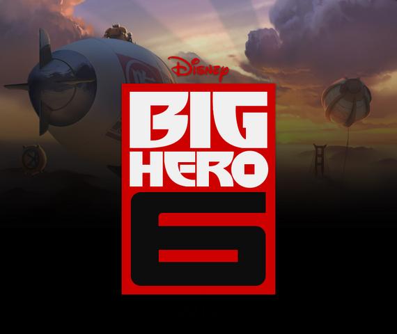 File:Big Hero 6 Logo.png