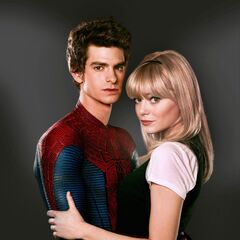 Promotional Image of Peter and Gwen.