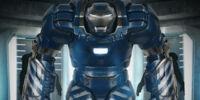 Iron Man armor (Mark XXXVIII)