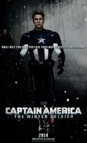Captain america the winter soldier poster by p db-d59eaua