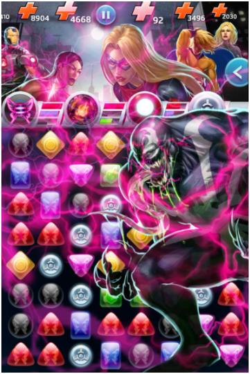 Файл:Venom (Dark Avengers) Symbiote Snare.png