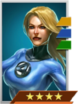Enemy Invisible Woman (Classic)