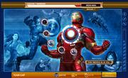 Civil War (Team Cap) Event Screen