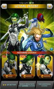 Lethal Intent Comic (Season VI) Offer