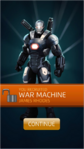 Recruit War Machine (James Rhodes)