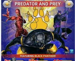 Predator and Prey Comic (Season II) Offer