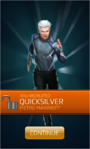 Recruit Quicksilver (Pietro Maximoff) new