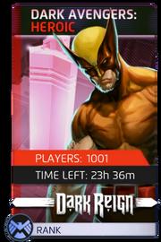 Heroic Mode-Dark Avengers-Facilities