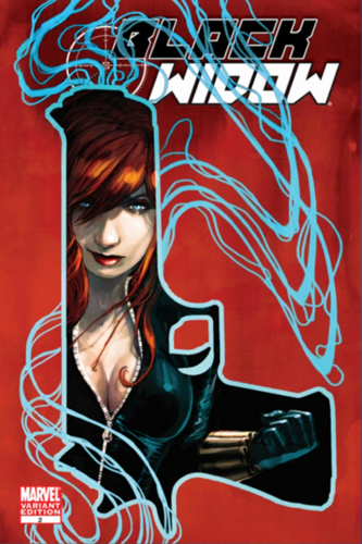 Modern Book Cover Quest ~ Black widow modern marvel puzzle quest wiki fandom