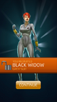 Recruit Black Widow (Grey Suit)
