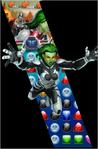 Gamora (Guardians of the Galaxy) Skull Cracker