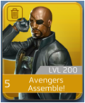 Nick Fury (Director of S.H.I.E.L.D.) Team Up