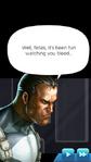 Dialogue The Punisher (Dark Reign)