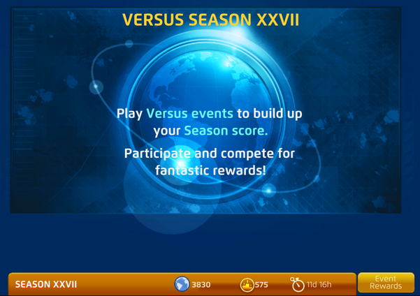 Season XXVII Screen