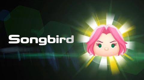 Songbird Skills Intro MARVEL Tsum Tsum