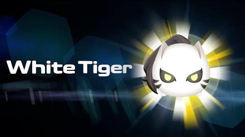 White Tiger Skills Intro MARVEL Tsum Tsum