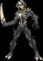 Oc symbiote anathema by kato regama-d4catyj