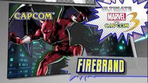 Firebrand - Character Vignette - ULTIMATE MARVEL VS CAPCOM 3