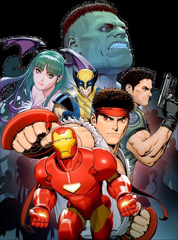 File:Marvel vs Capcom 3 Fate of Two Worlds artwork.png