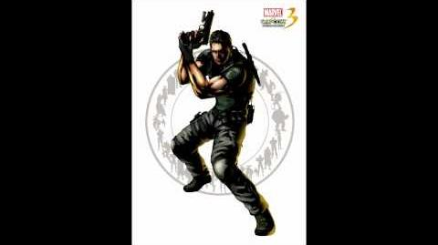 Marvel VS Capcom 3 - Chris Redfield Theme