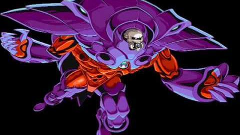 Marvel Vs Capcom-Theme of Onslaught II