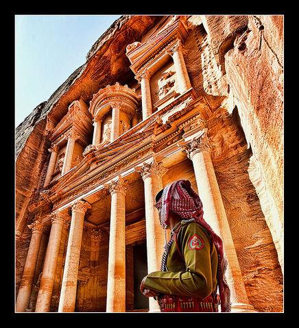 File:Jordan - Petra - Al-Khazneh - The Treasury.jpg