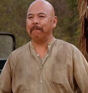 Richard Lee Sung as Korean peddler
