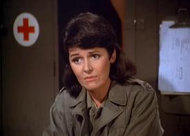 Marcia Rodd as Nurse Lorraine