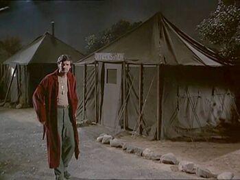 Tent latrine