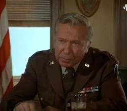 Peter Hobbs as General Waldo Kent