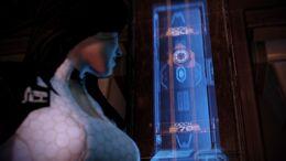 MassEffect2 Miranda-elevator