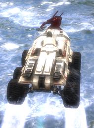 Mako - Virmire Juggernaut 3