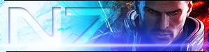 Mass Effect Best of the Best Banner