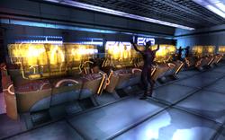 Quasar-Automaten im Flux
