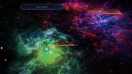 Gemini Sigma w Mass Effect