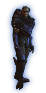 ME2 Garrus Basic Outfit