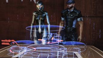 Citadel identity theft 1 - edi + joker + schematics