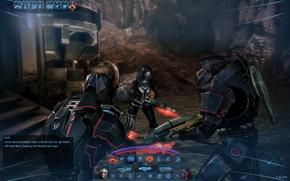 ME3 combat - PC HUD