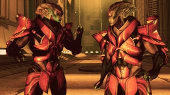 Eden Prime 50kya - 4 the Empire