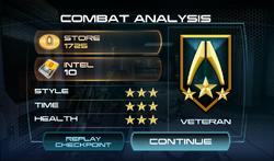 Combat analysis