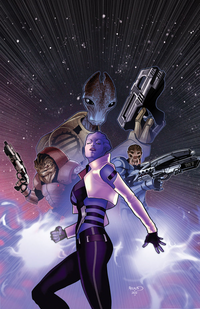 Invasion Issue Four cover alternate